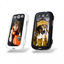 "Coque ""flip cover"" Samsung Galaxy S3"