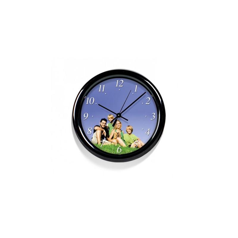 horloge avec cadre plastique gadgets jeux et jouets magink casa cadeaux photos. Black Bedroom Furniture Sets. Home Design Ideas