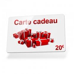 Carte cadeau 200 dhs