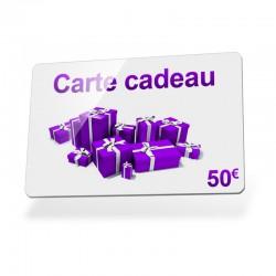 Carte cadeau 500 Dhs