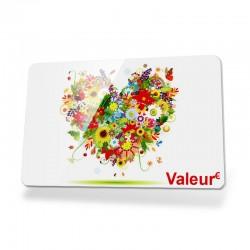 "Carte cadeau ""Saint Valentin"""