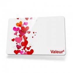 "Carte cadeau ""Amoureux"""