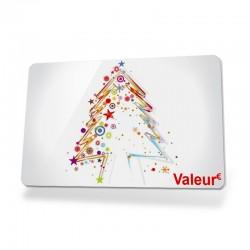 """Carte cadeau """"Noël"""""""